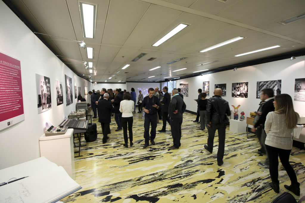La mostra in tour – Milano